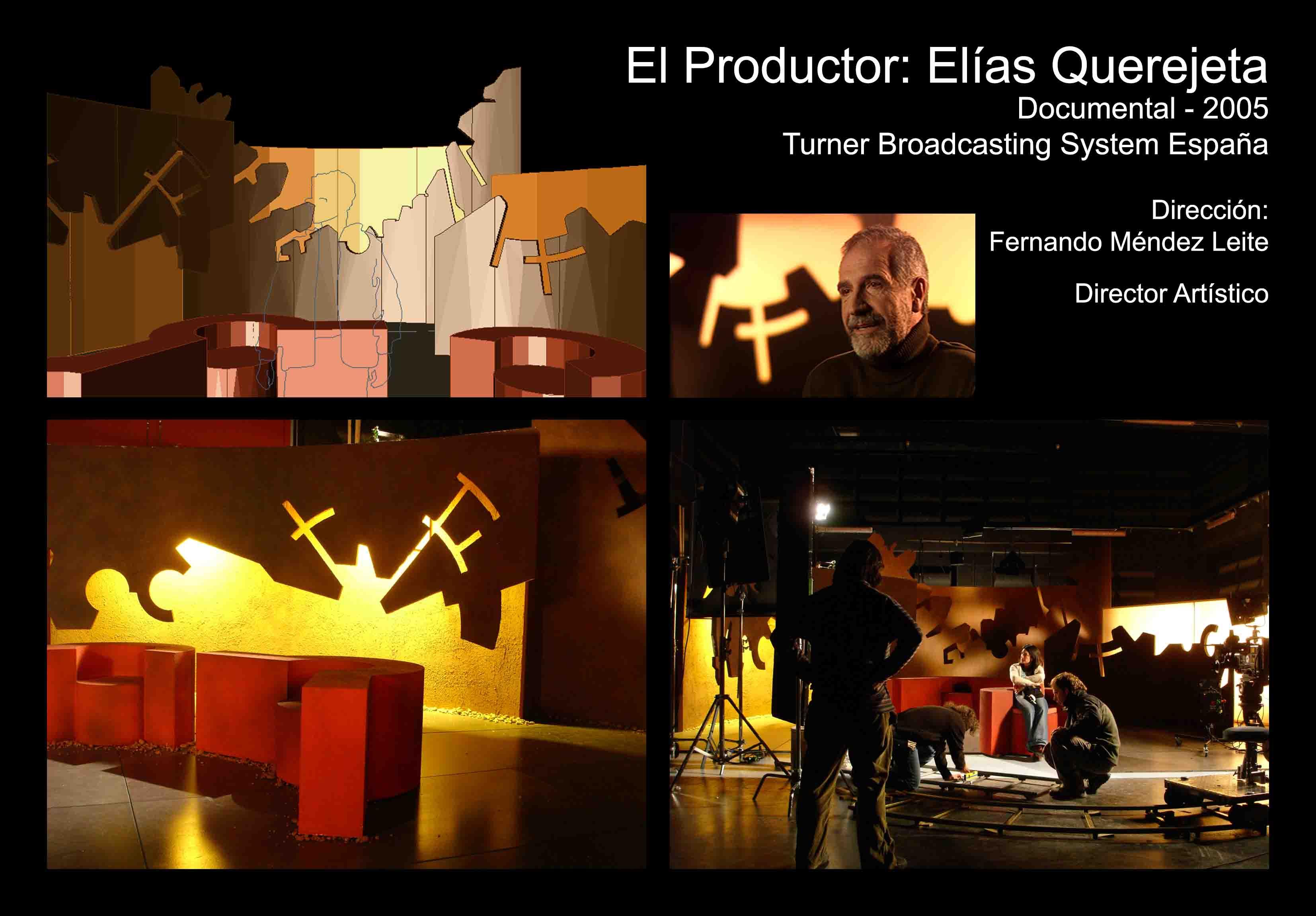 David Temprano 2005 El Productor Elias Querejeta 1