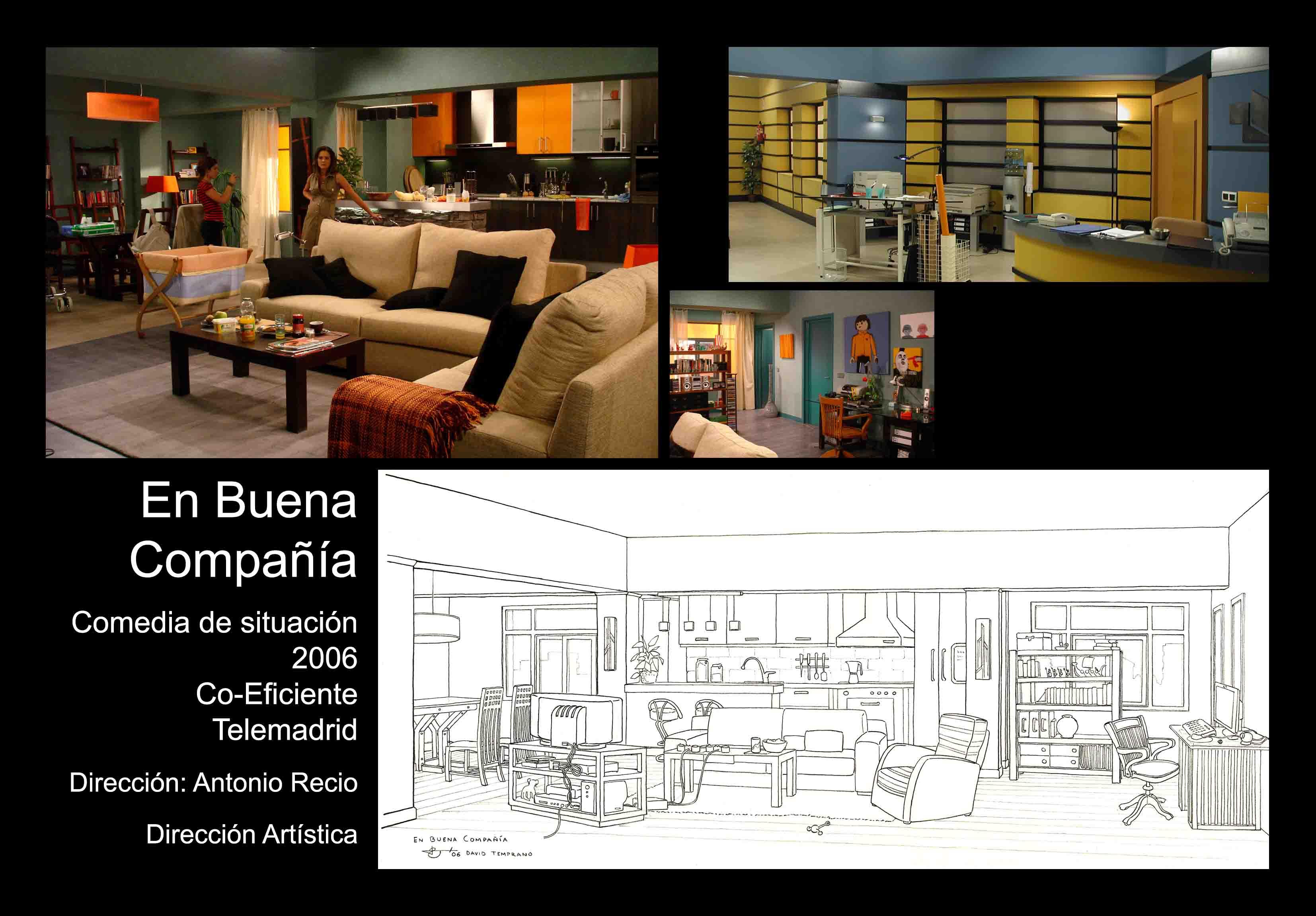 David Temprano 2006 En Buena Compania 1