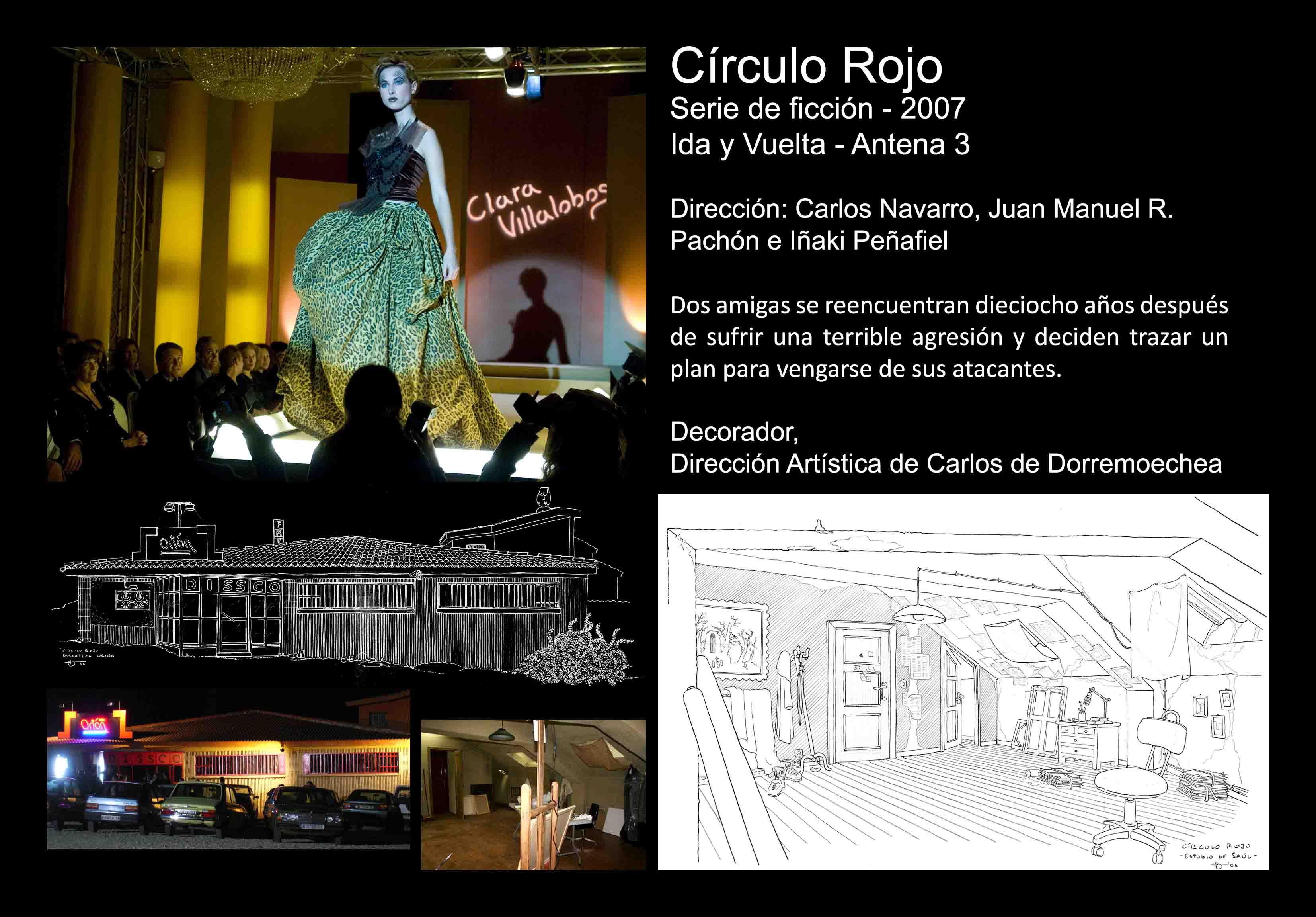 David Temprano 2007 Circulo Rojo 1