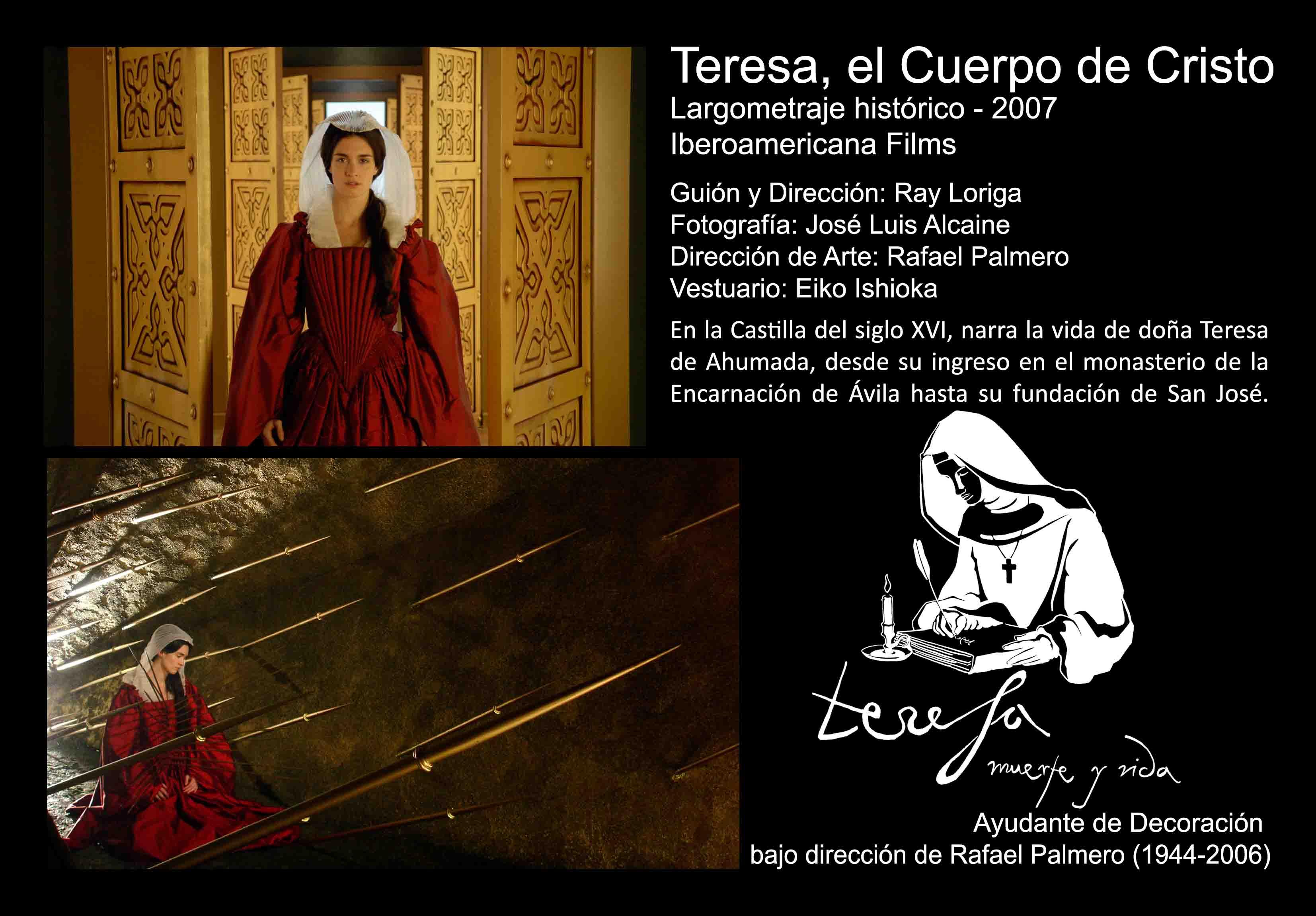 David Temprano 2007 Teresa el Cuerpo de Cristo 1
