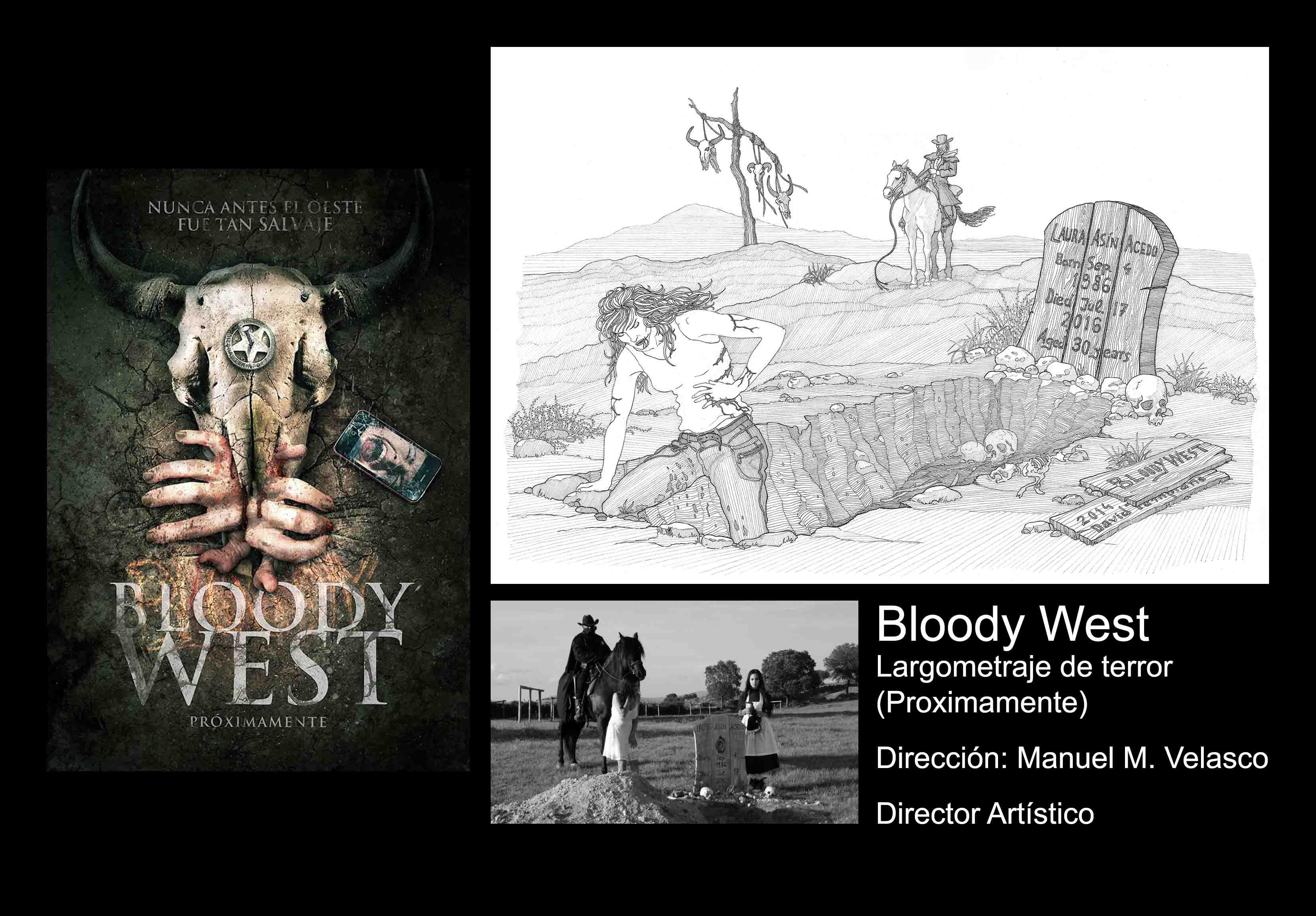 David Temprano 2014 Bloody West 1