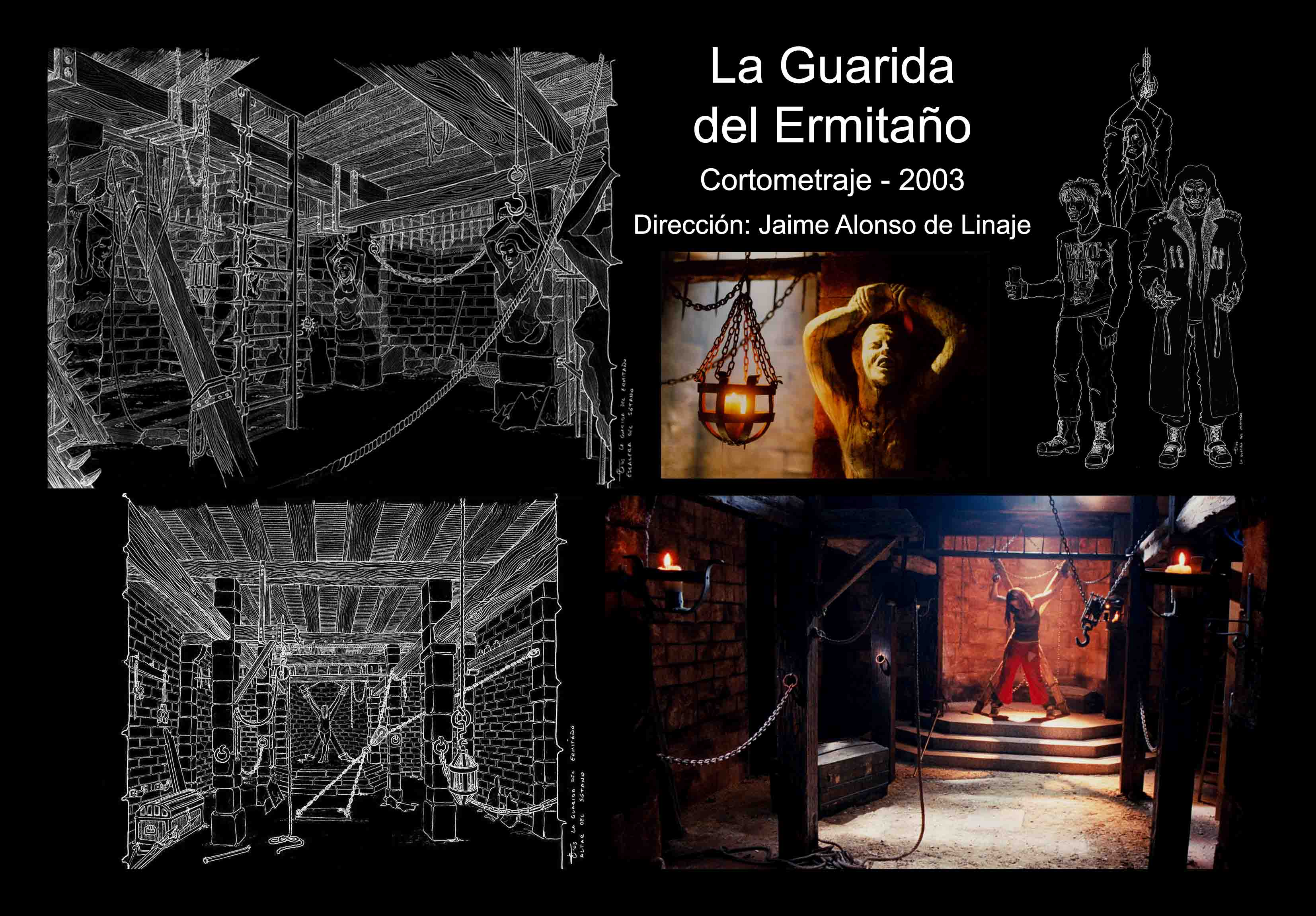 David Temprano c2003 La Guarida del Ermitaño 1