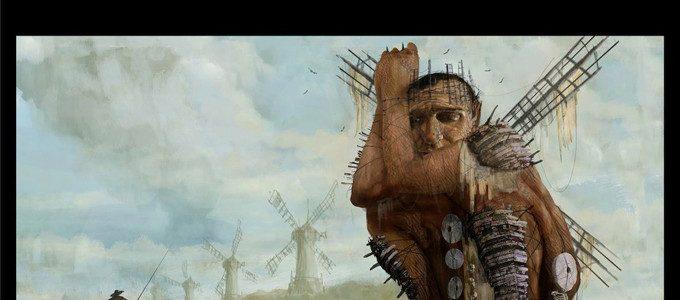 "Terry Gilliam empieza el rodaje de ""The Man Who Killed Don Quixote"""