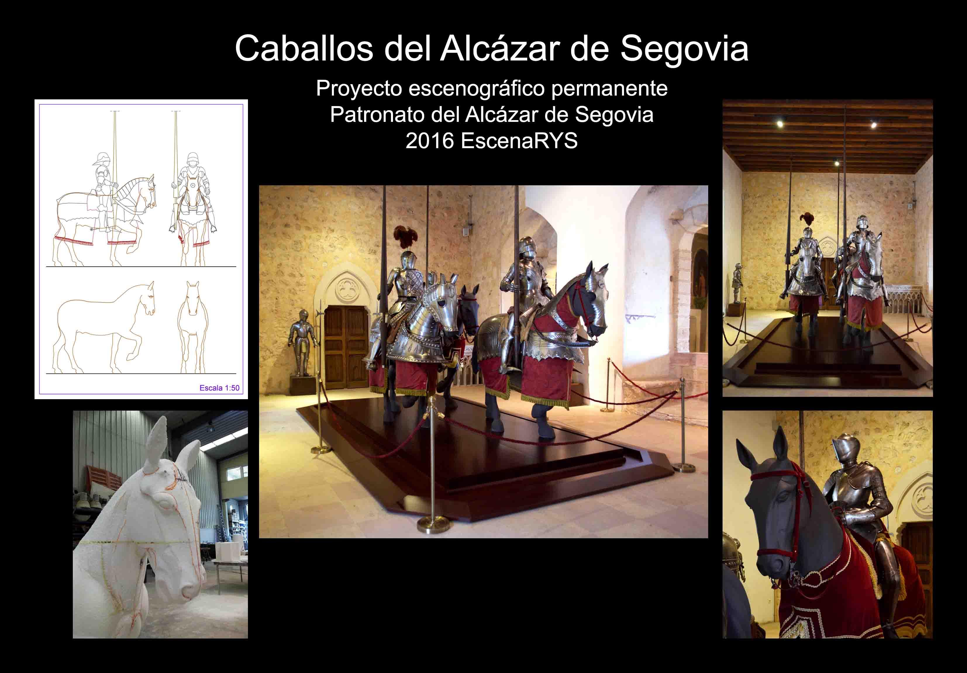 David Temprano e2016 Caballos del Alcázar de Segovia 01